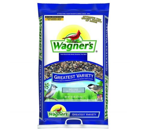 1.Wagner's 62059 Greatest Variety Blend, 16-Pound Bag