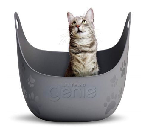 13.Litter Genie Cat Litter Box