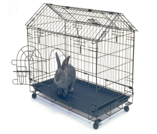 2.Kennel-Aire A Frame Bunny House