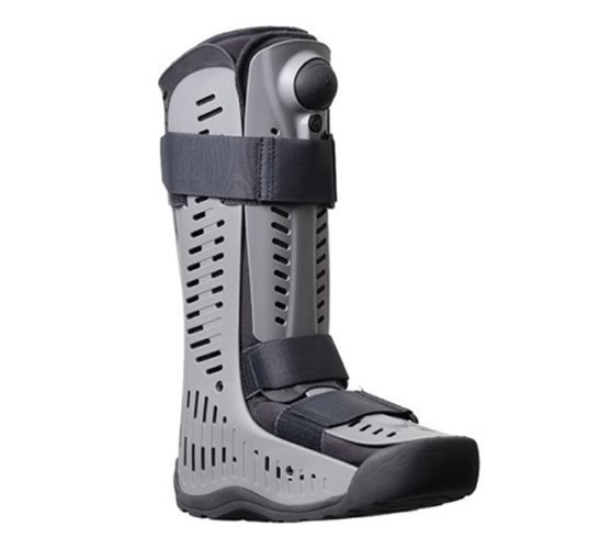4.Ossur Rebound Air Walker Boot - with Fully-Integrated Pneumatic Pump (High Top, Medium)