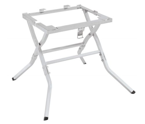 5.Bosch GTA500 Folding Stand for 10-Inch Portable Jobsite Table Saw (GTS1031)