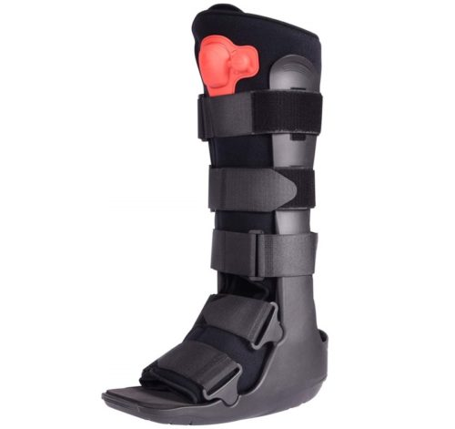 6.ProCare XcelTrax Air Tall Walker Brace Walking Boot, Medium