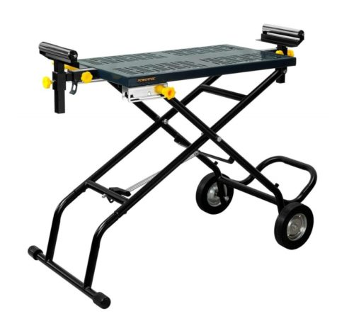 7.POWERTEC MT4005 Mounting Deluxe Rolling Stand