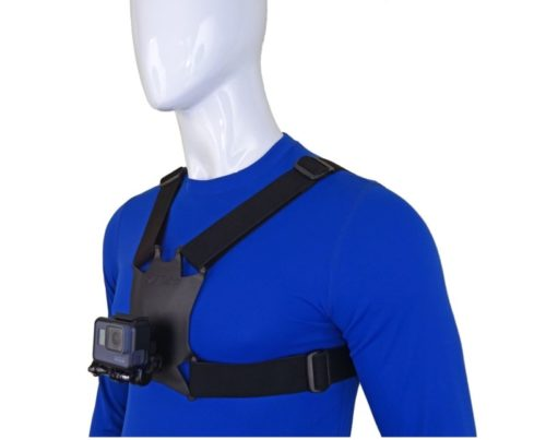 8.Stuntman Chest Mount for GoPro and Other Action Cameras