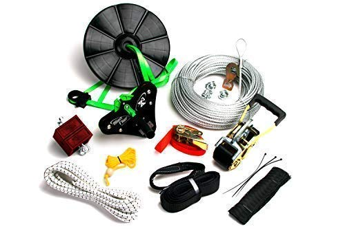 Alien Flier X3-150 Zip Line Kit