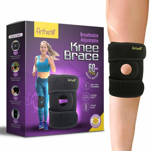 Relieves And Supports Meniscus Tear
