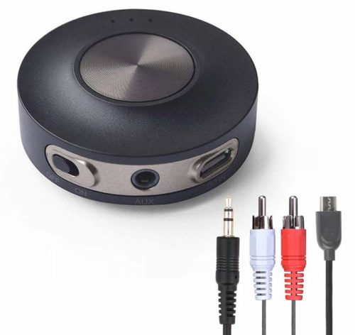 Avantree Priva III aptX Low Latency Bluetooth Audio Transmitter for TV PC