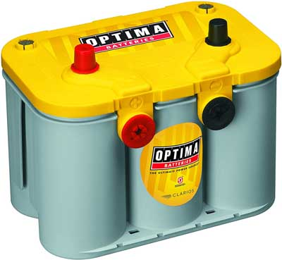 9. Dual Purpose Battery by Optima
