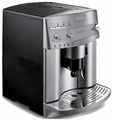 9. Super Automatic Espresso and Coffee Machine by Delonghi