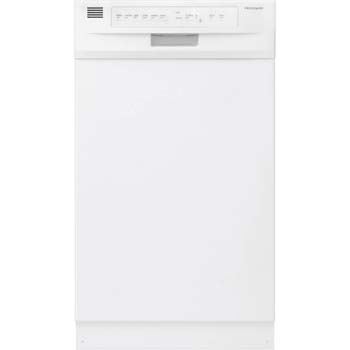 Frigidaire FFBD1821MW Built-in Full Console Dishwasher