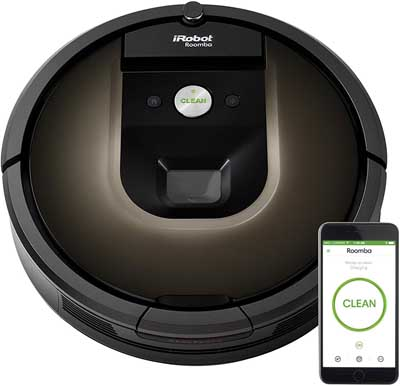 7. iRobot Vacuum for Carpet