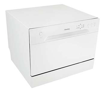 Danby DDW621WDB Countertop Dishwasher