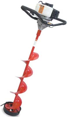7. Power Auger by ThuderBay: