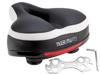 TIGERSMARTS Bike Seat