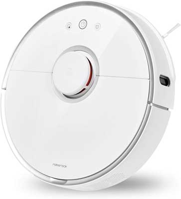 4. Roborock Robotic Vacuum and Mop Cleaner
