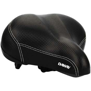 DAWAY Oversized Comfortable Bike Seat - C20