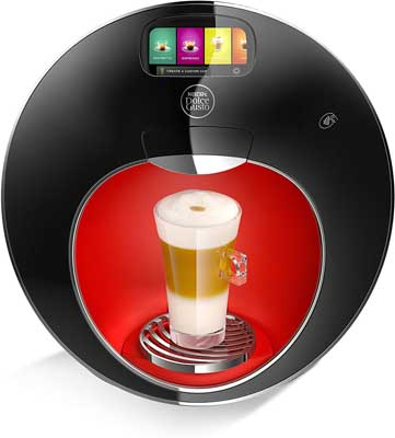 Coffee Maker for Cappuccino and Latte