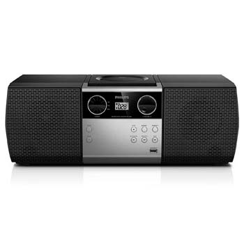 Philips Portable Micro Hi-Fi Music Sound System