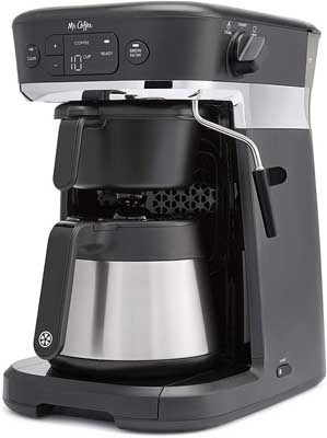 1. Occasions Coffee Maker - Single Serve Espresso by Mr. Coffee