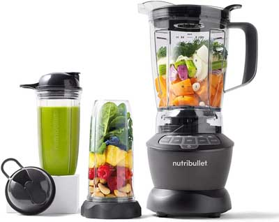 5. Blender Combo 1200 Watt by NutriBullet