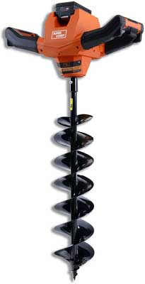 5. Eco-Friendly Electric Power Cordless Auger by SuperHandy