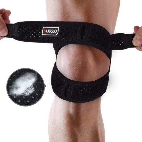 Dual Patella Knee Strap for Knee Pain Relief