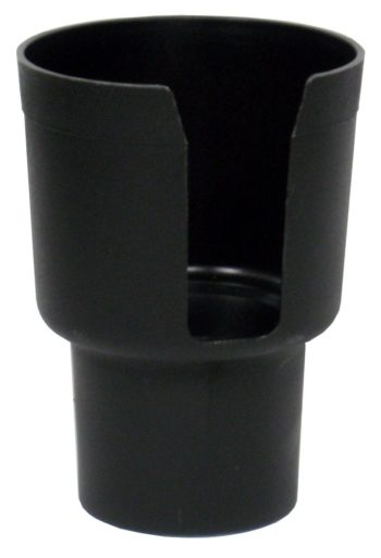 Gadjit Cup Keeper BLACK Car Cup Holder Adapter Expands Cup Holders to Hold Mugs