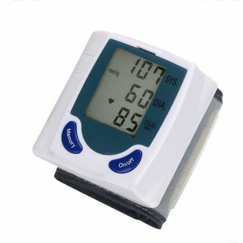 Kiloid Wrist Digital Blood Pressure Monitor