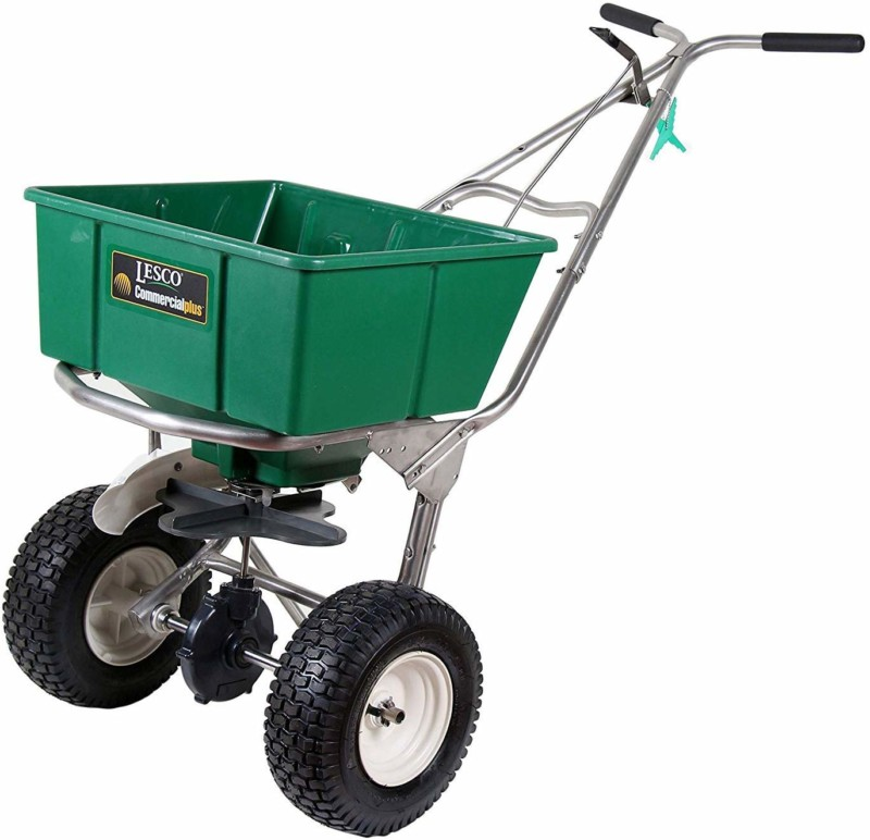 Lesco High Wheel Fertilizer Spreader