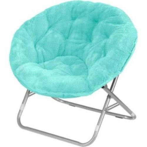 Mainstay Saucer chair, Wind Aqua