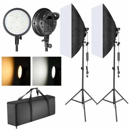 Neewer LED Softbox Lighting Kit