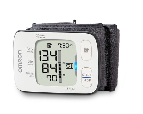 OMRON 7 Series Wrist Blood Pressure Monitor