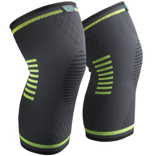 Sable Knee Brace Support Compression Sleeves for Men and Women