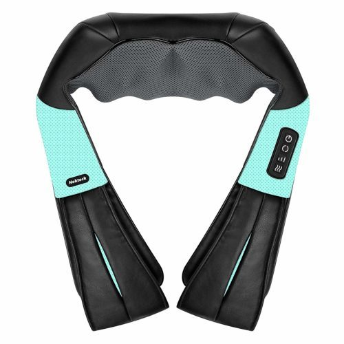 Shiatsu Neck and Back Massager with Soothing Heat,