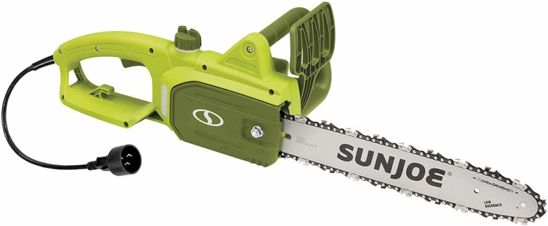 Sun Joe SWJ599E 14-inch Electric Handheld Chainsaw