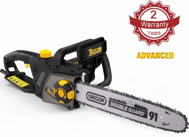 TECCPO Electric Chainsaw