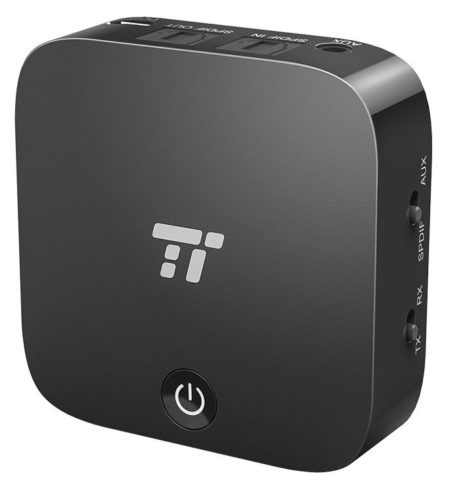 TaoTronics Bluetooth 5.0 Transmitter and Receiver
