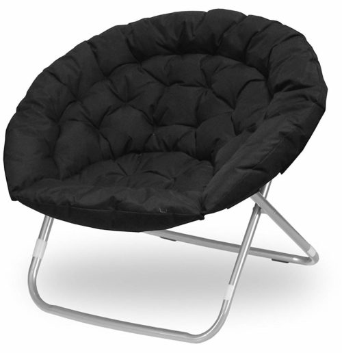Urban Shop Oversized Saucer Chair-Saucer Chairs