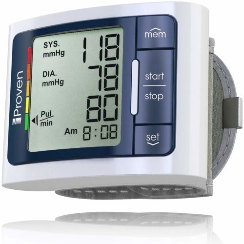 iProven Wrist Blood Pressure Monitor Watch