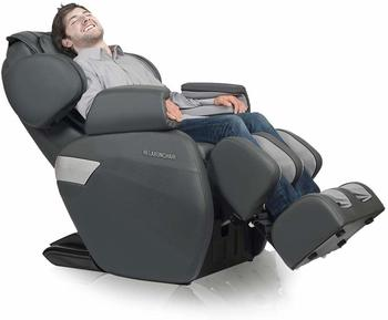 #1. RELAXONCHAIR [mk-ii plus] zero gravity shiatsu full body massage chair with air massage system and built-in heat- chocolate