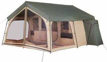 10. Ozark Trail 14 Person Cabin Camping Tent