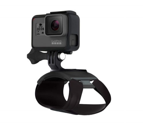 10.GoPro Hand + Wrist Strap (All GoPro Cameras) - Official GoPro Mount_