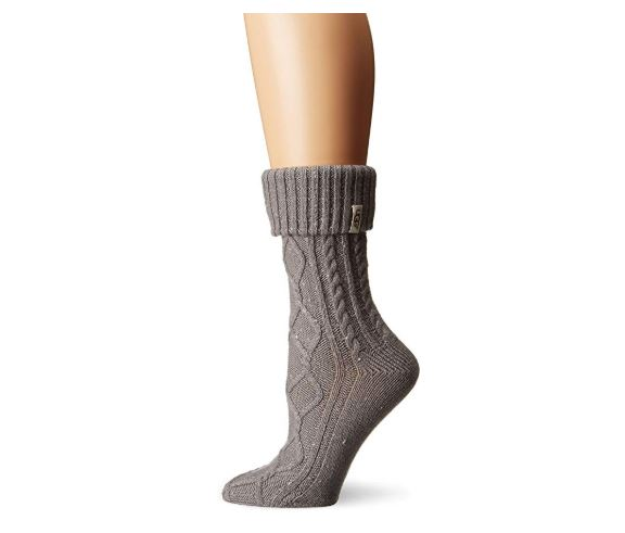10.UGG Women's Sienna Short Rainboot Sock