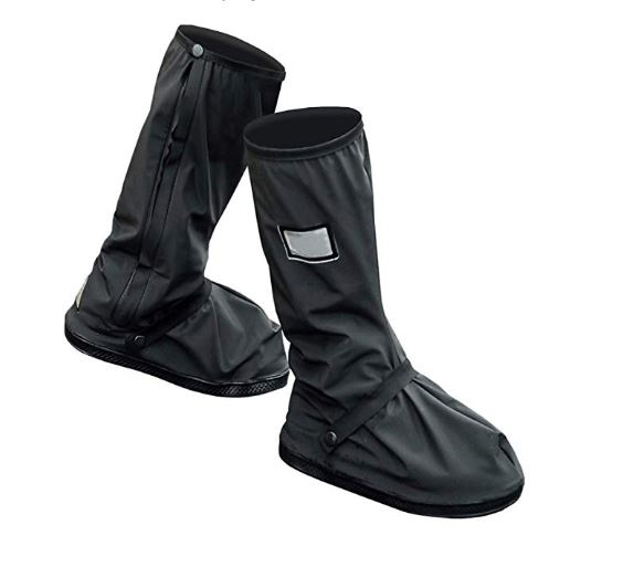 11.Galashield Rain Shoe Covers Waterproof and Slip Resistance Galoshes Rain Boots Over Shoes