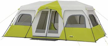 2. CORE 12 Person Instant Cabin Tent