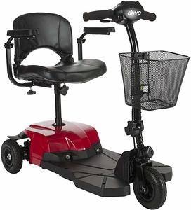 2. Drive Medical Bobcat X3 Compact Power Mobility Scooter