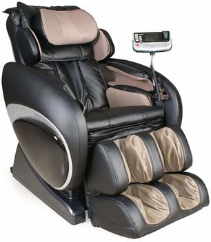 #2. OS-4000 Zero Gravity Reclining Massage Chair with Heating Brown