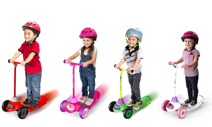 3-Wheeled Electric Scooter for kids