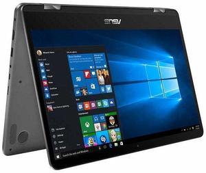3. Asus Zenbook Flip UX461U 14 Full HD Touch 2-in-1 Laptop
