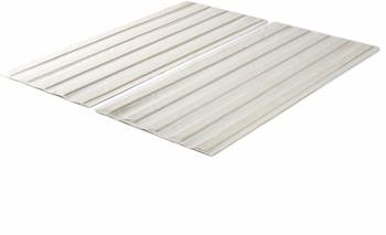 #3. Zinus Annemarie Bed Support Slats covered with Fabric